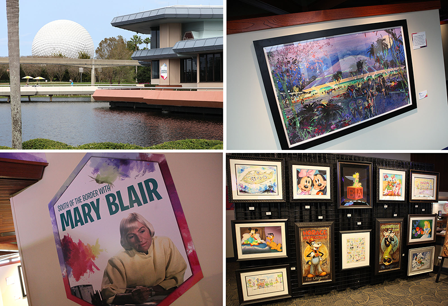 Meet Artists and Discover #ArtfulEpcot Favorites at Epcot International Festival of the Arts in February 2017