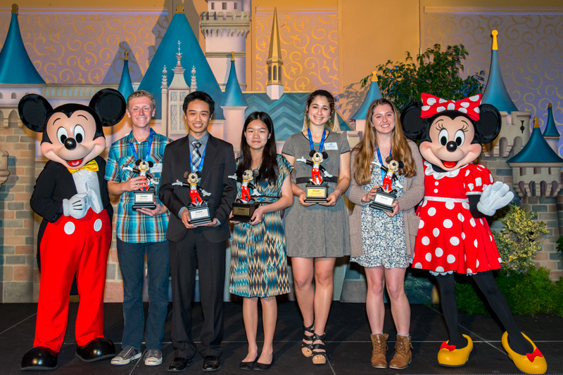 Disneyland Resort Recognizes Orange County High School Students in Second Year of Dreamers & Doers Program