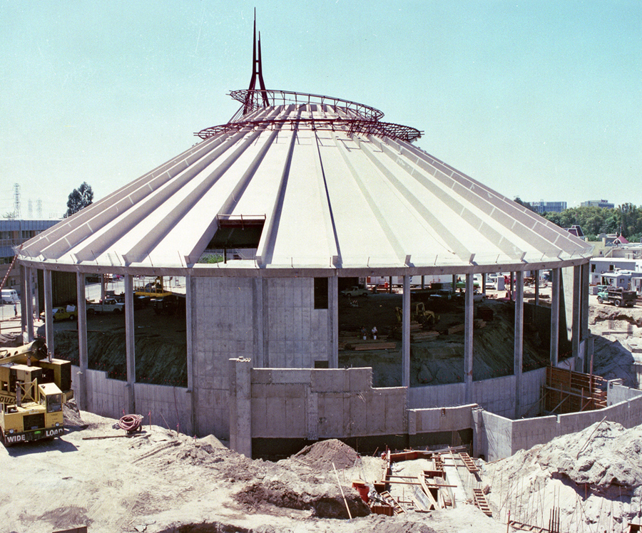 Forty Years of Space Mountain at Disneyland Park
