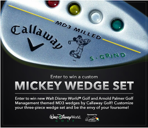 Swing Into Golf Season With The Look Of Disney