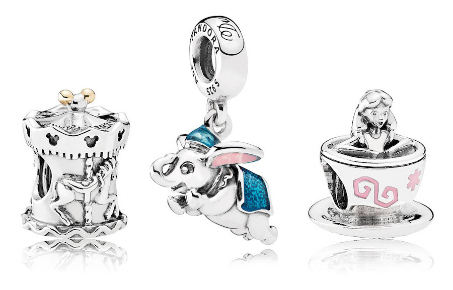 Celebrate Fantasyland with Gift Set by PANDORA Jewelry at Disney Parks
