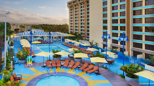 Bask in a Summer Vacation at the Disneyland Resort