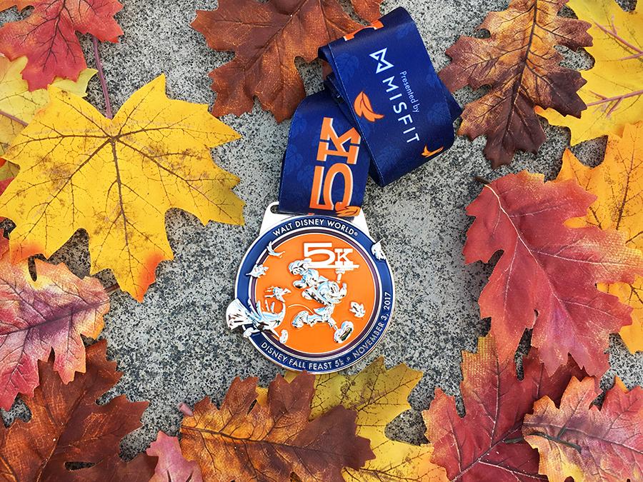 Travel Around the World with the runDisney Wine & Dine Half Marathon Weekend Medals
