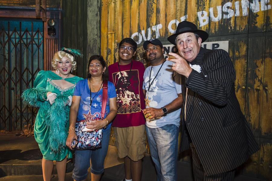VIDEO: Disney Parks Blog Readers Enjoy The Great Movie Ride Meet-Up