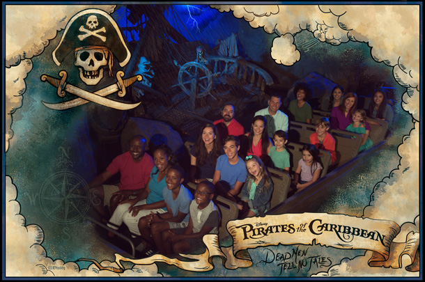 Celebrate International Talk Like a Pirate Day with Disney PhotoPass Service