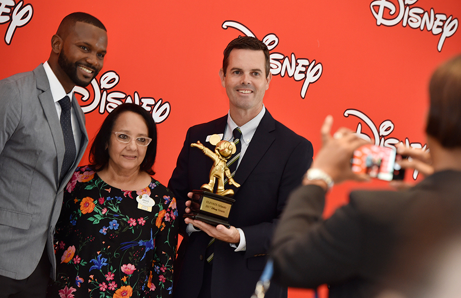 Rising to the Challenge: Disney Contributes $4 Million to Nonprofit Organizations