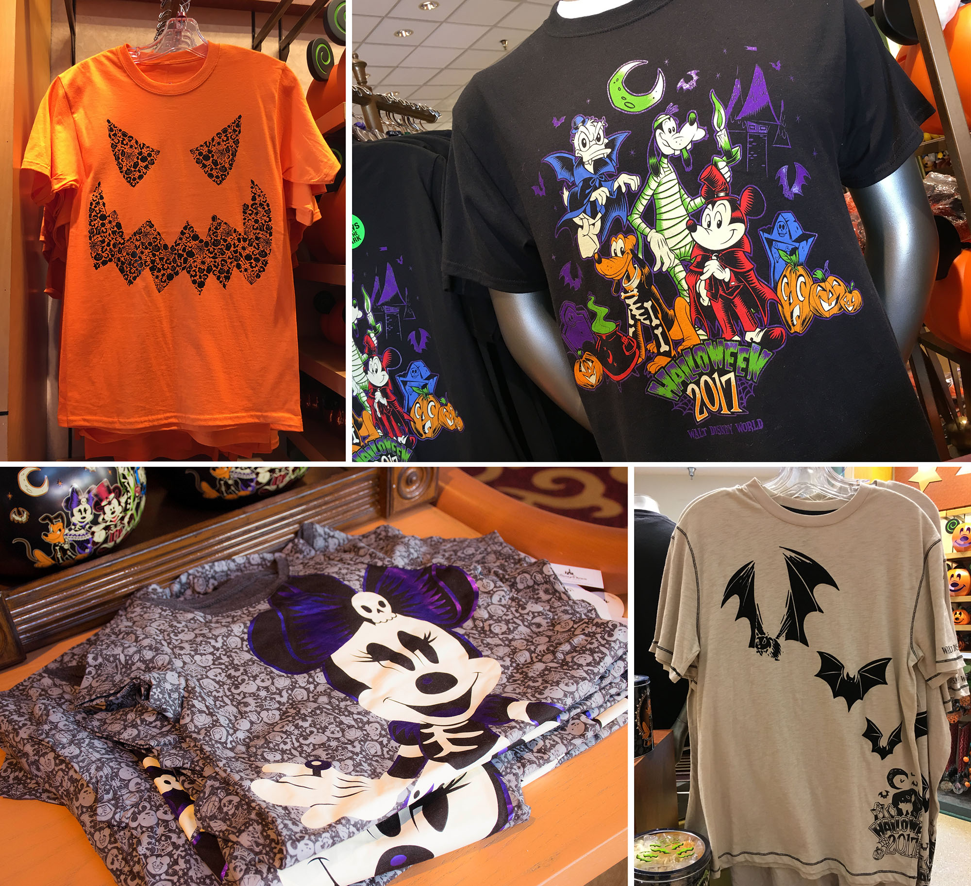New Halloween Products Celebrate Spooktacular Season at Disney Parks