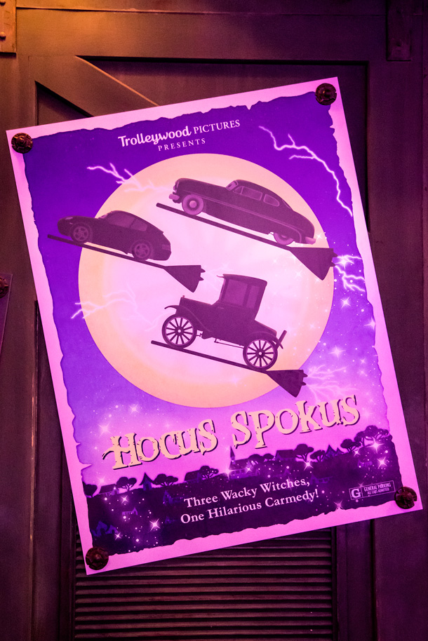 A Walk in the Park – After Dark: Haul-O-Ween In Cars Land at Disney California Adventure Park