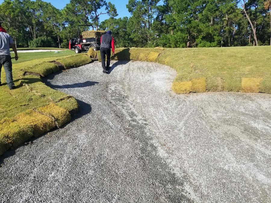 An Inside Look Into the Rebuilding of Disney Golf's Not-So-Hidden Mickey