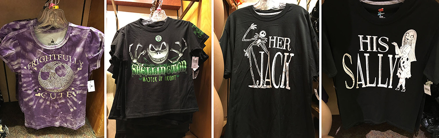 Haunt Your Holidays with New Products from 'Tim Burton's The Nightmare Before Christmas' at Disney Parks