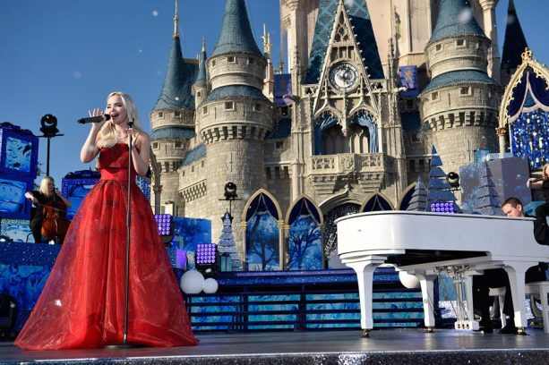 Watch 'Disney Parks Presents a Disney Channel Holiday Celebration' in the DisneyNOW App Before it Premieres on Disney Channel