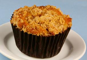 Caramel Apple Muffin at Disneyland Resort