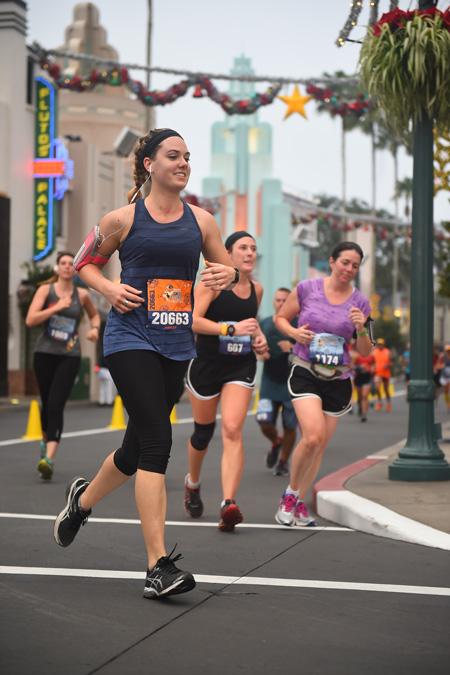 San Diego Runner Shares Remarkable Story at Disney Wine & Dine Half Marathon Weekend