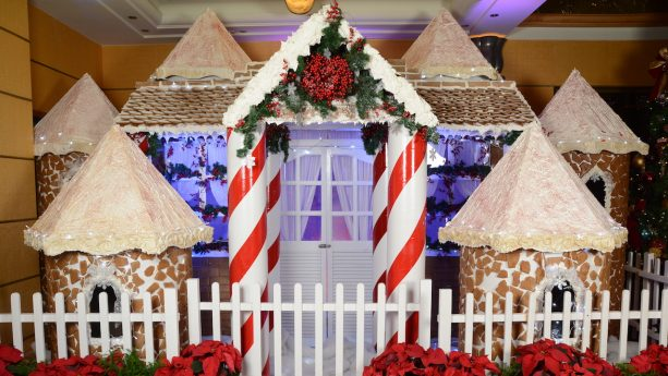 See the Winner of Disney Cruise Line's Fourth Annual Gingerbread House Competition