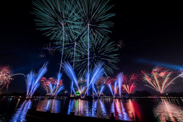 This Week in Disney Parks Photos: New Year's Eve at Walt Disney World Resort