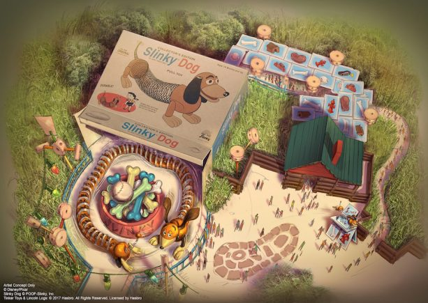 12 Days of Disney Parks Christmas: Shanghai Disneyland Expands on April 26 with Opening of Disney Toy Story Land