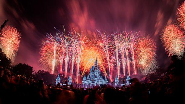 Where To Watch New Year's Eve Fireworks at Walt Disney World Resort