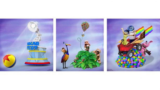12 Days of Disney Parks Christmas Series Unveils New Offerings Coming to Walt Disney Parks & Resorts