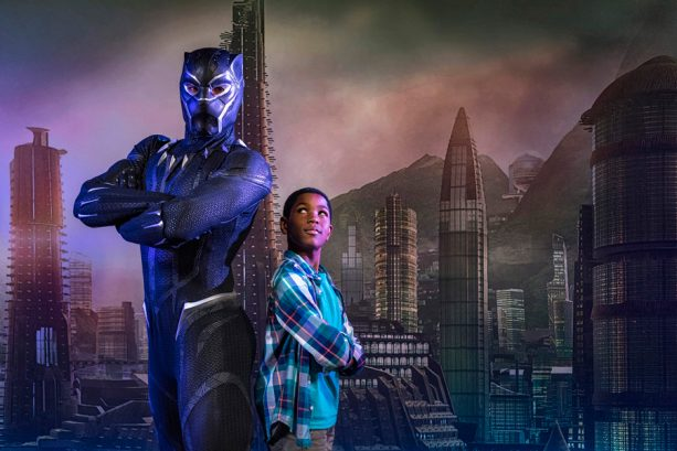 Inside Look: Debut of Black Panther and Loki as Part of a Disney Vacation Experience During Marvel Day at Sea, Plus More Marvel Super Heroes