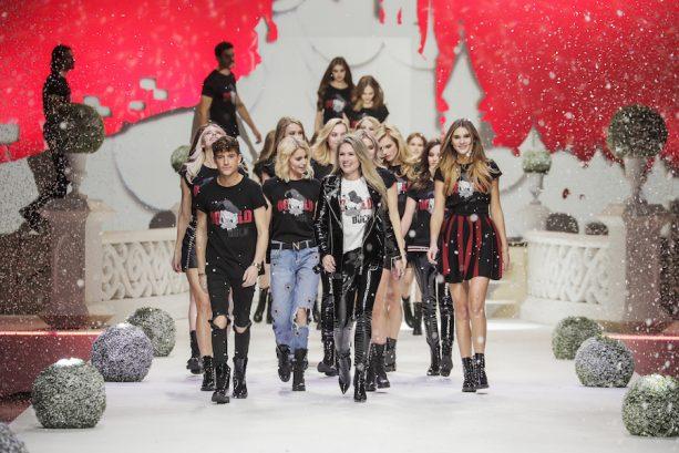 Fashion Designer Nikkie Plessen Premieres Her Disney Collection at Disneyland Paris