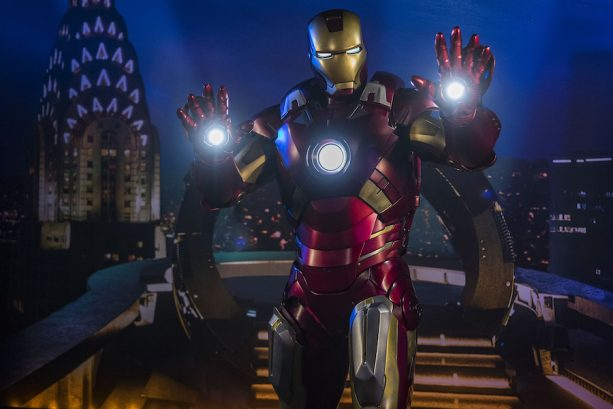 Inside Look: First Official Appearance of Iron Man, Star-Lord, Gamora and Groot on a Disney Ship During Marvel Day at Sea