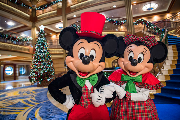 By the Numbers: Very Merrytime Cruises Aboard Disney Cruise Line