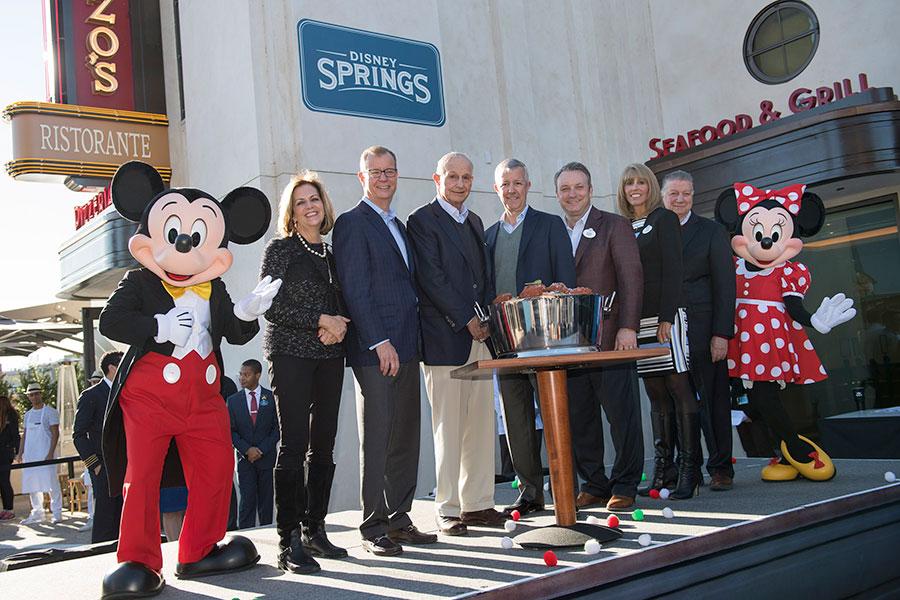 Amore! New Italian Restaurants Debut at Disney Springs