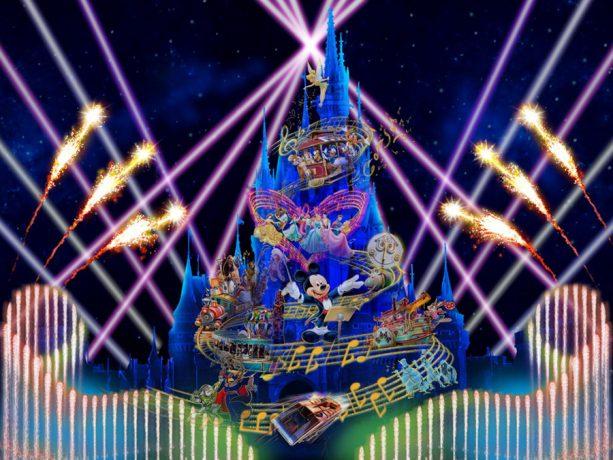 Happy 35th Anniversary to Tokyo Disney Resort