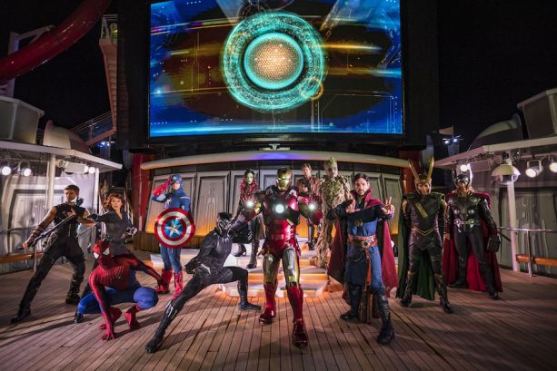 Star Wars Day at Sea and Marvel Day at Sea Returning in 2019