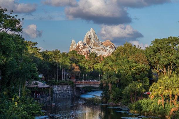 Joe Rohde Celebrates 20 Years of Disney's Animal Kingdom with D23