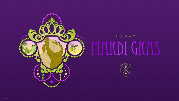 Happy Mardi Gras! Celebrate With Our 2018 Mardi Gras Wallpaper