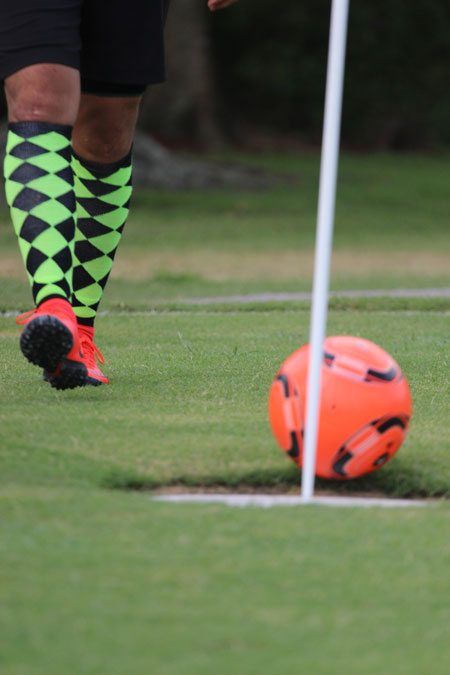 FORE! Kick Your Golf Experience into High-Gear with the New FootGolf Experience at Disney's Oak Trail Golf Course at Walt Disney World Resort