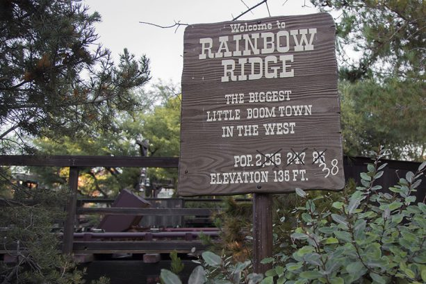 Look Closer: Big Thunder Mountain Railroad at Disneyland Park