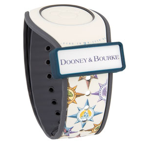 New Colors and Dooney & Bourke Designs Highlight New MagicBands in February