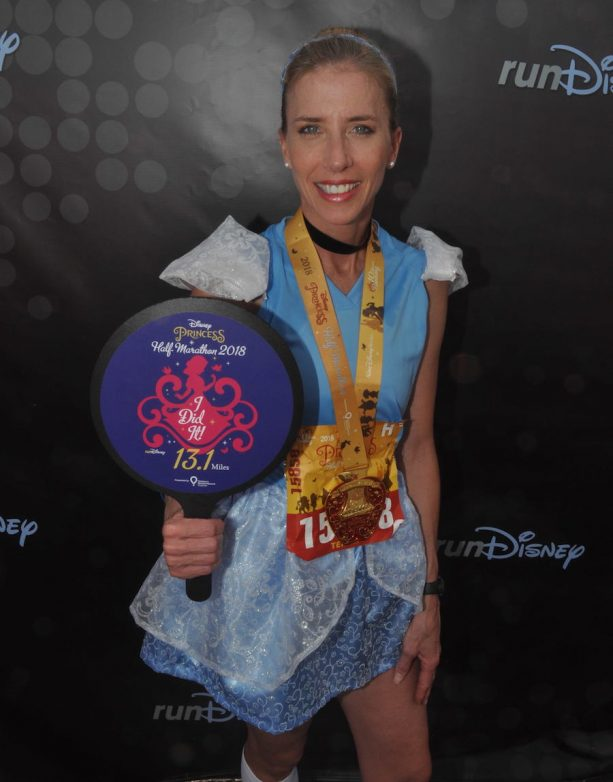 Colon Cancer Survivor Celebrates Her Happily Ever After at the 10th Annual Disney Princess Half Marathon Weekend