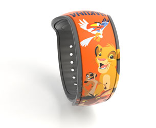 The Lion King MagicBand