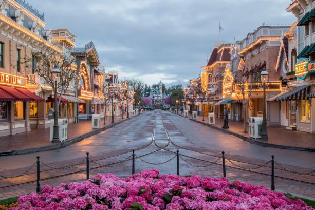 Main Street, U.S.A., Refurbishment Complete at Disneyland Park