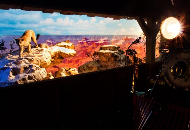 This Week in Disney History: Grand Canyon Diorama Opens at Disneyland Park
