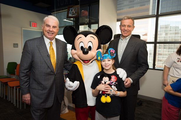 Walt Disney Company Announces $100M+ Plan To Reinvent Patient, Family Experiences at Children's Hospitals Across Globe