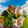 This Week In Disney Parks Photos: Character Topiaries Are Back In Bloom at Epcot