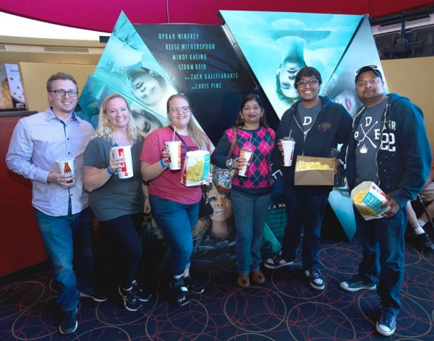 Disney Parks Blog Readers Become Warriors At Disney's 'Wrinkle In Time' Meet-Up
