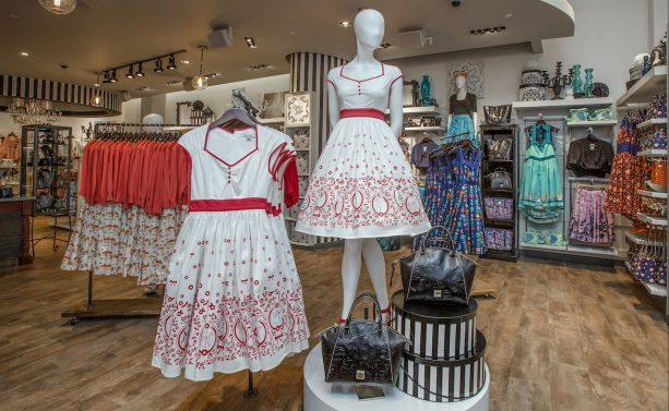 The Disney Dress Shop Now Open at Downtown Disney District at the Disneyland Resort