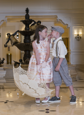 Dressing Up at Disney Vacation Club Resorts: Delicate & Dainty Looks for Spring