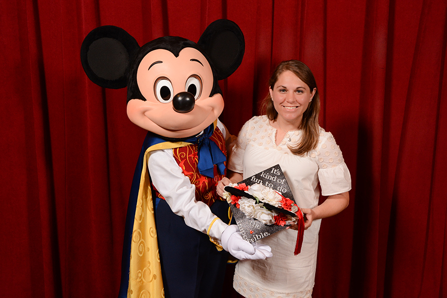 Commence the Graduation Photo Season with Disney PhotoPass Service