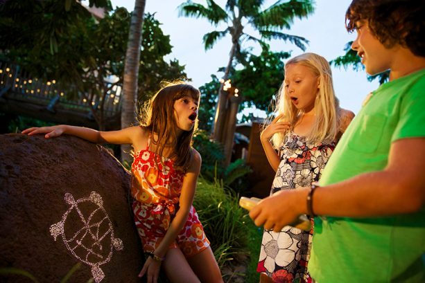 The Language of Aloha at Aulani, a Disney Resort & Spa: Kukui