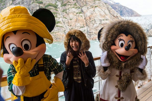 5 Ways to Stay Cozy During Your Alaskan Disney Cruise