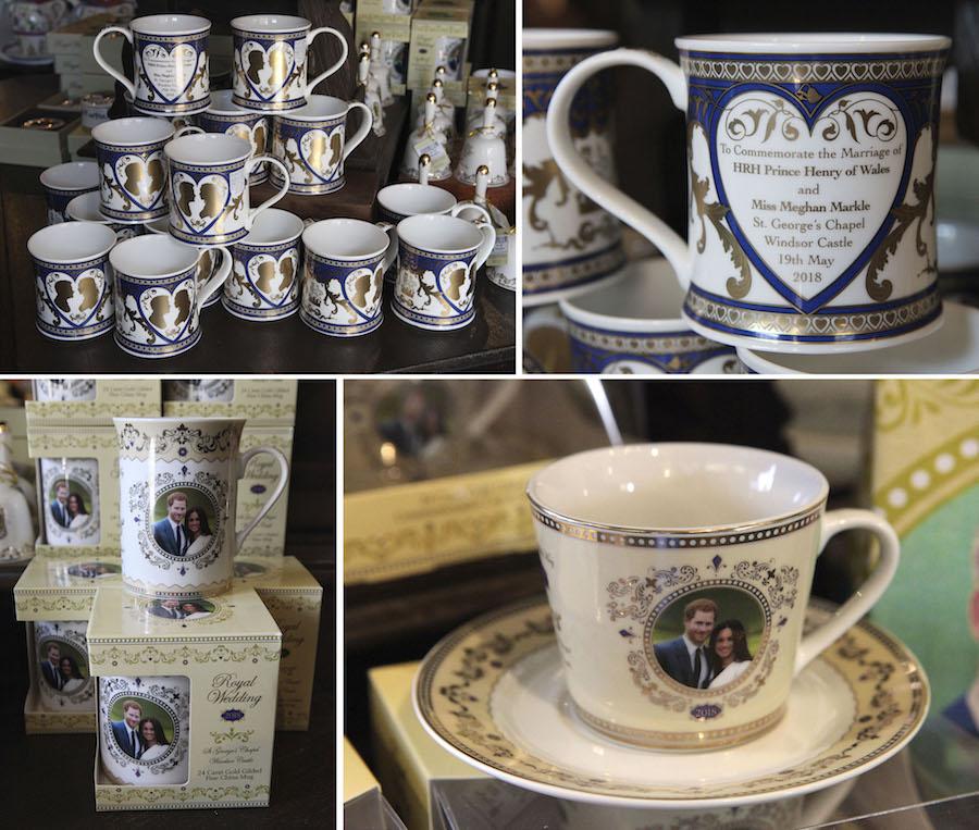 Grab Royal Wedding-Inspired Merchandise at Epcot