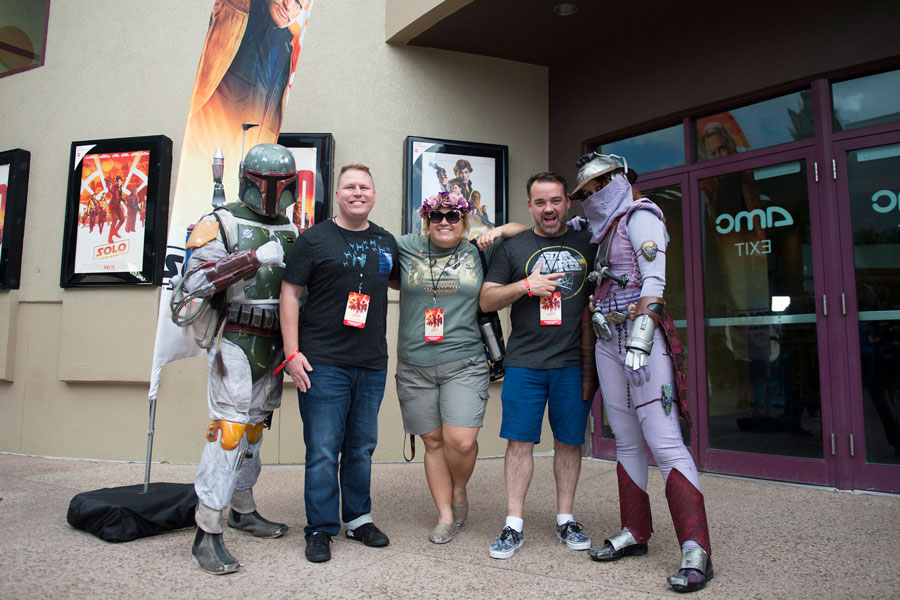 Disney Parks Blog Readers Are Among the First to See Solo: A Star Wars Story