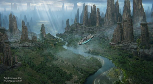 Black Spire Outpost Revealed to be the Name of the Village in Star Wars: Galaxy's Edge