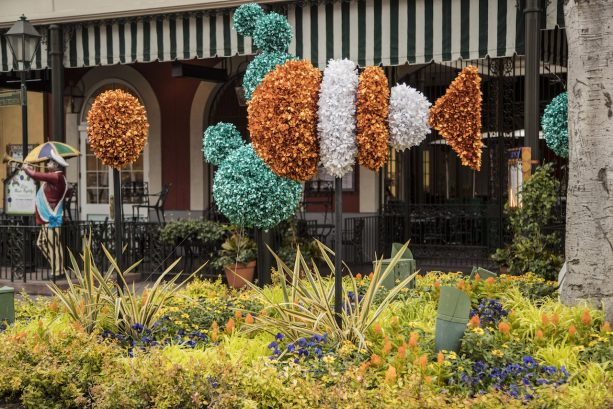Pixar-Themed Surprises Sprouting Up for Pixar Fest at Downtown Disney District at the Disneyland Resort